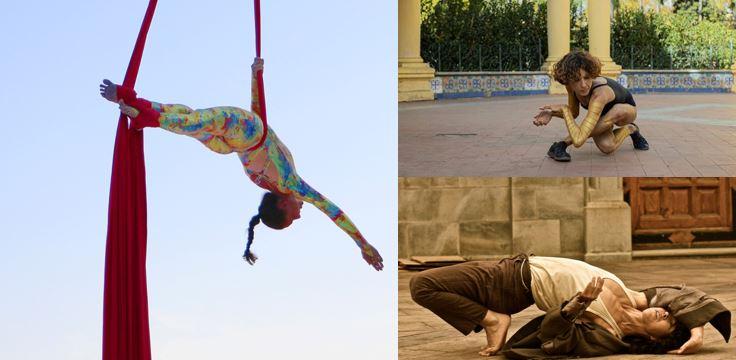 Tres espectáculos de danza abren el festival 'En Paralelo'