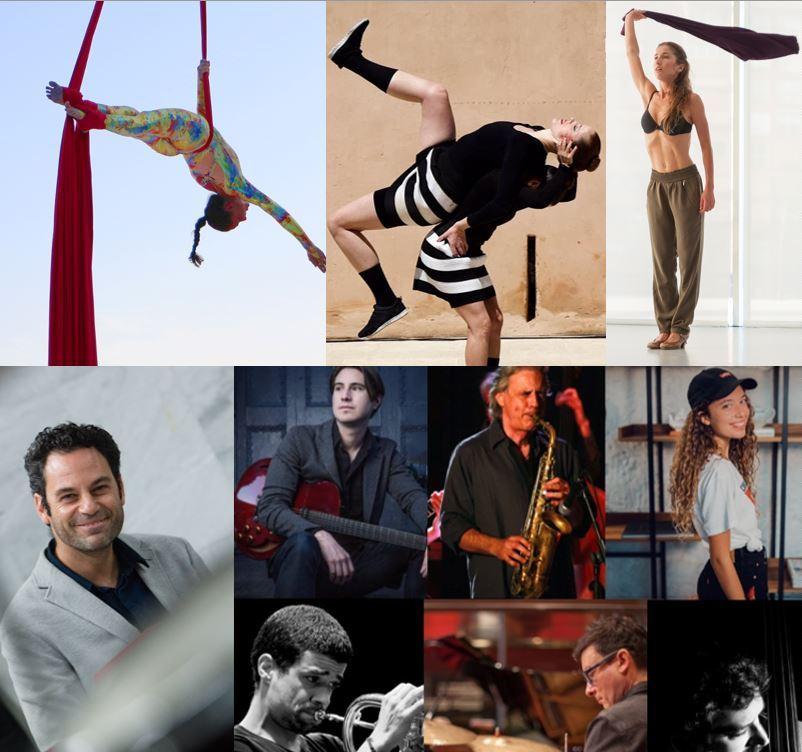Danza y jazz 'En Paralelo' al 36 FIMC