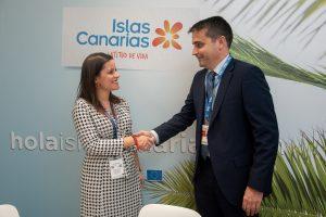 Yaiza Castilla y el Ceo de Iberia