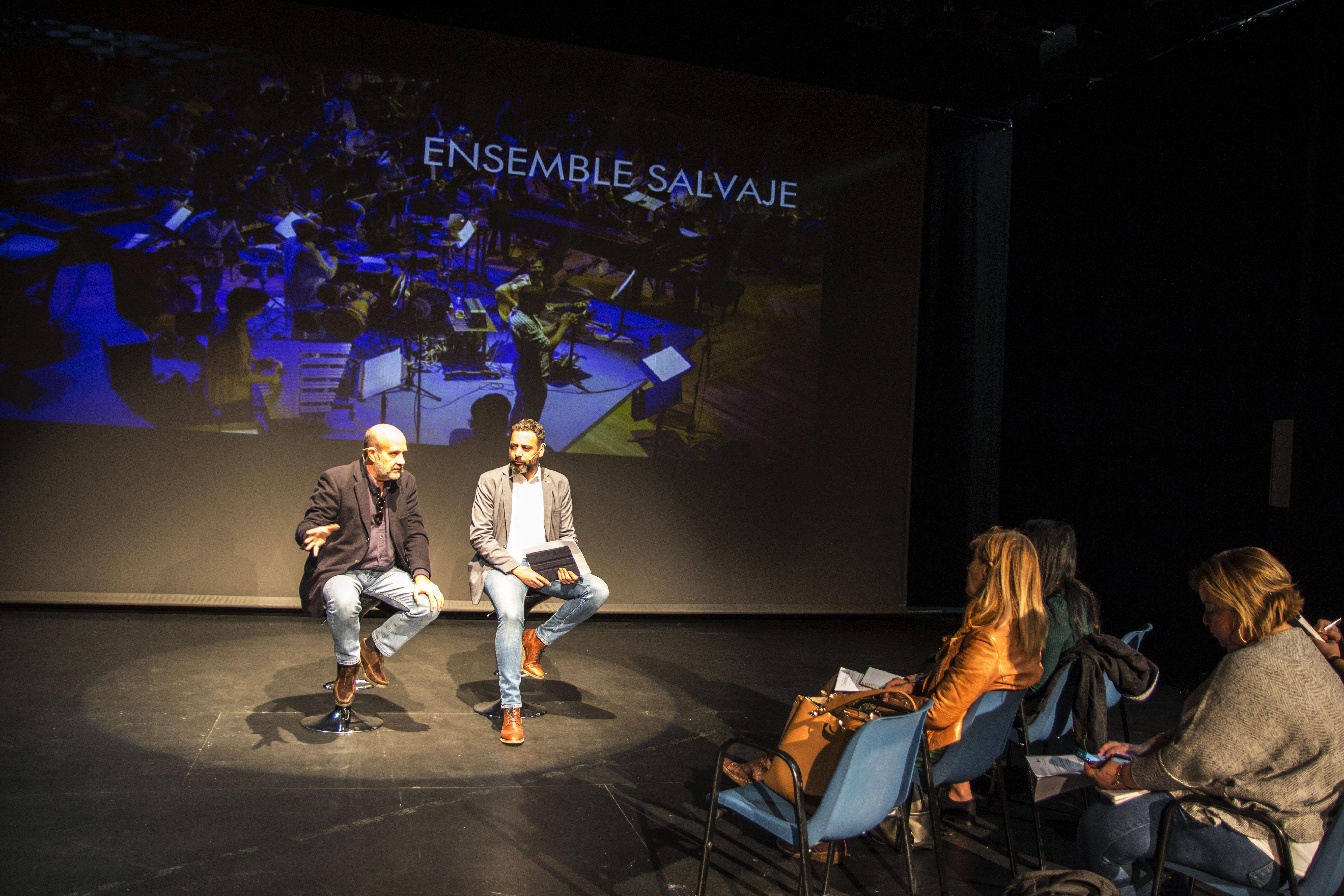 En nuevo festival ha sido presentado por el director general de Cultura del Gobierno y por el director del 36 FIMC