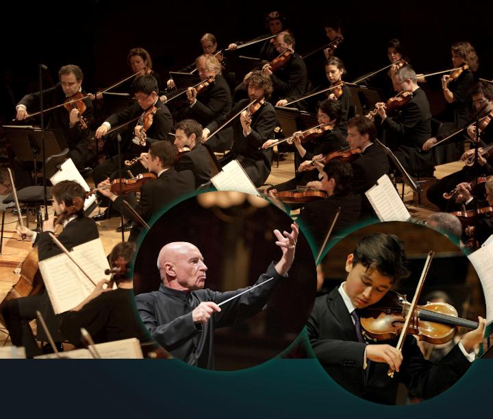 Orquesta de París, Eschenback y Lozakovich