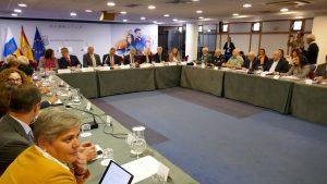Reunión sobre migración