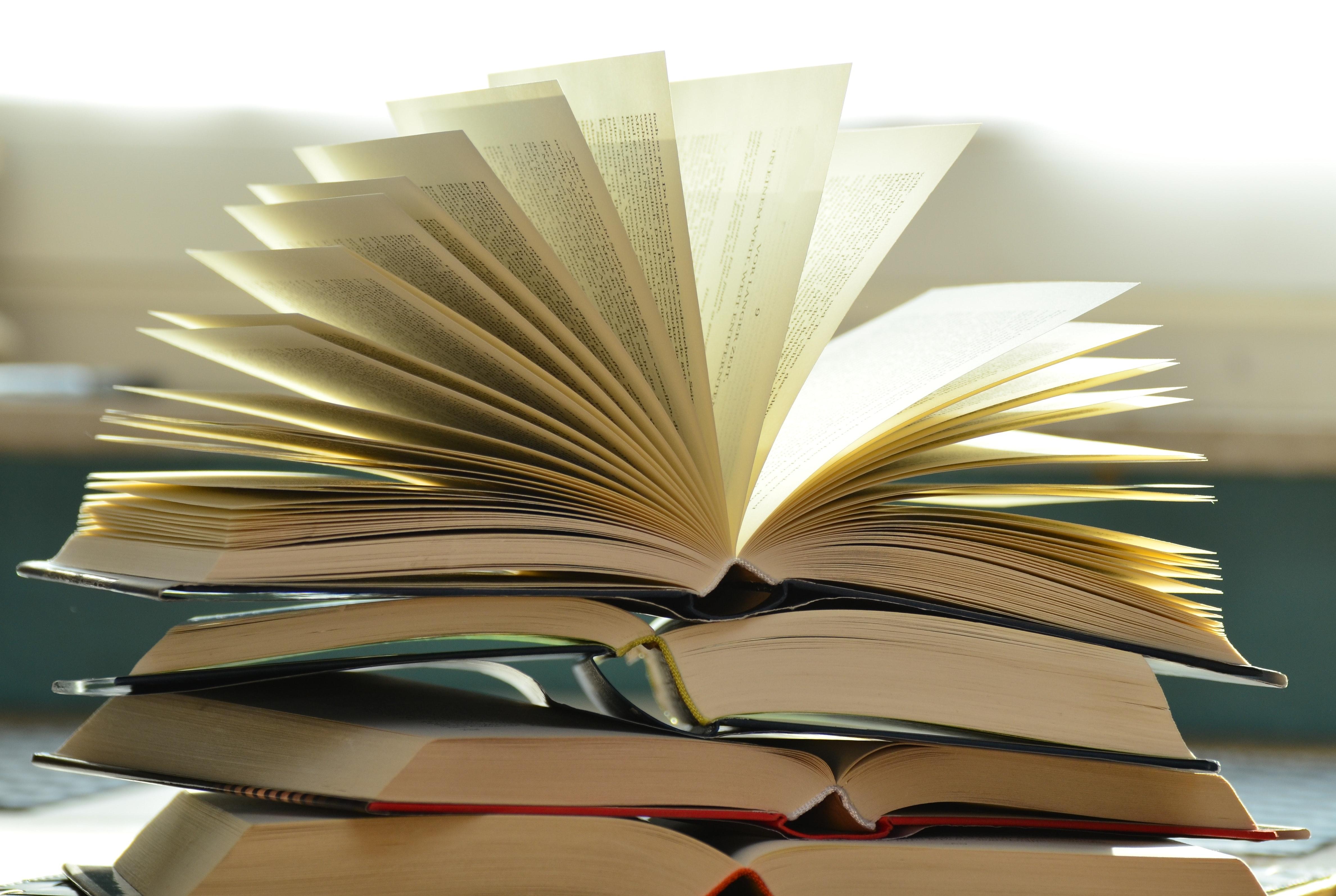 Libros de estudio