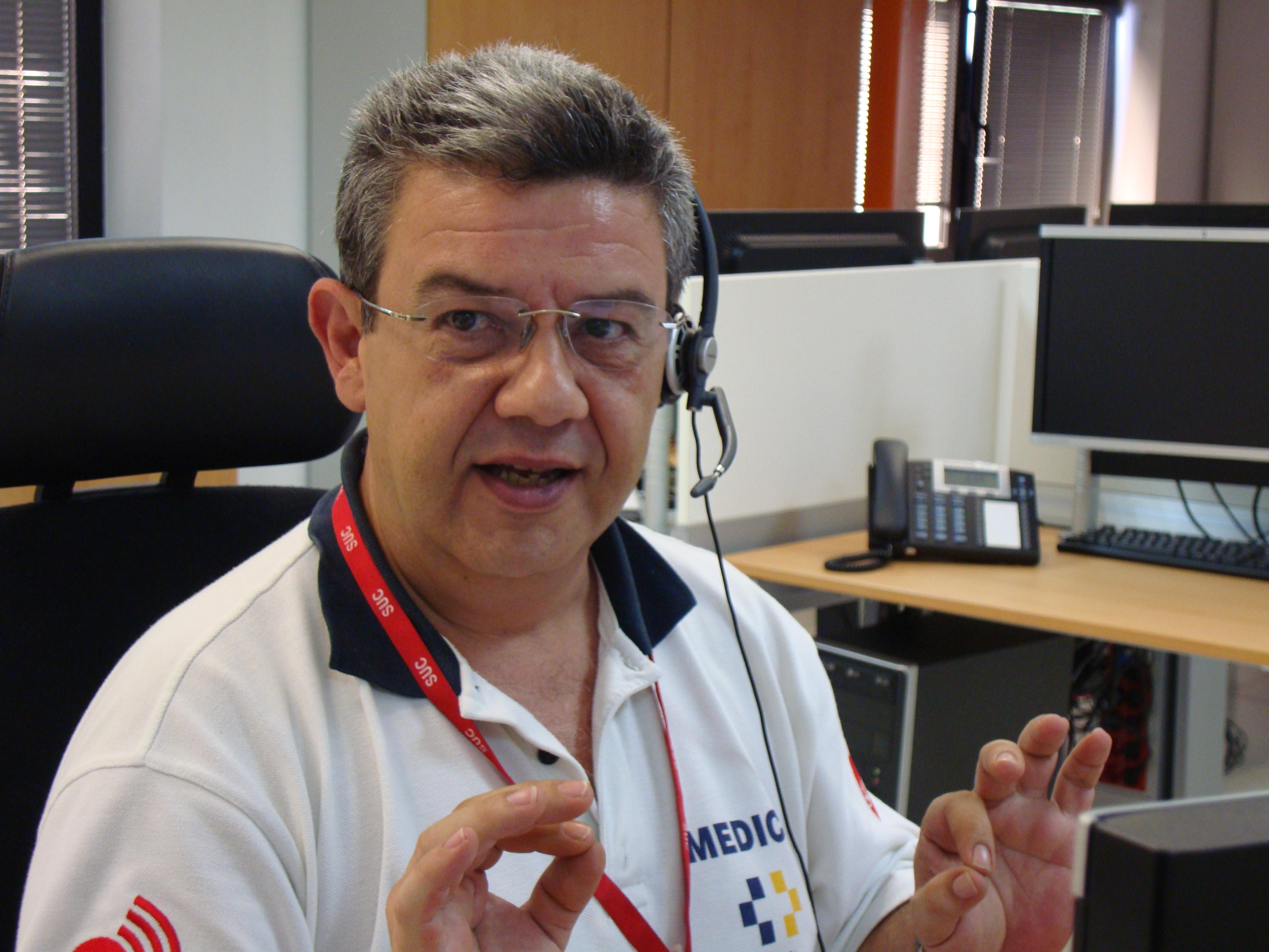Médico Coordinador del SUC