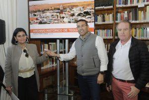 Presentación del proyecto del nuevo Archivo Histórico de Teguise
