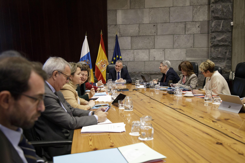 Reunión del Consejo