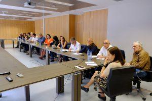 Ángel Víctor Torres y Teresa Cruz presiden la reunión del Comité Ejecutivo para abordar el caso de coronavirus
