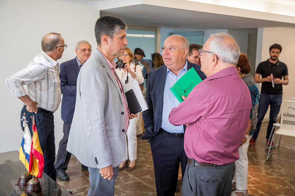 Acción Exterior Gobierno de Canarias
