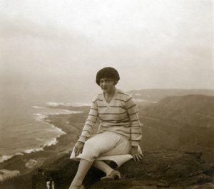 Josefina de la Torre en 1928