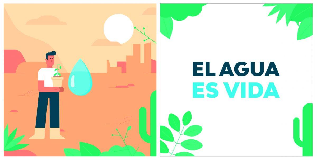 Canarias lanza la campaña 'El agua es vida. Cuídala'