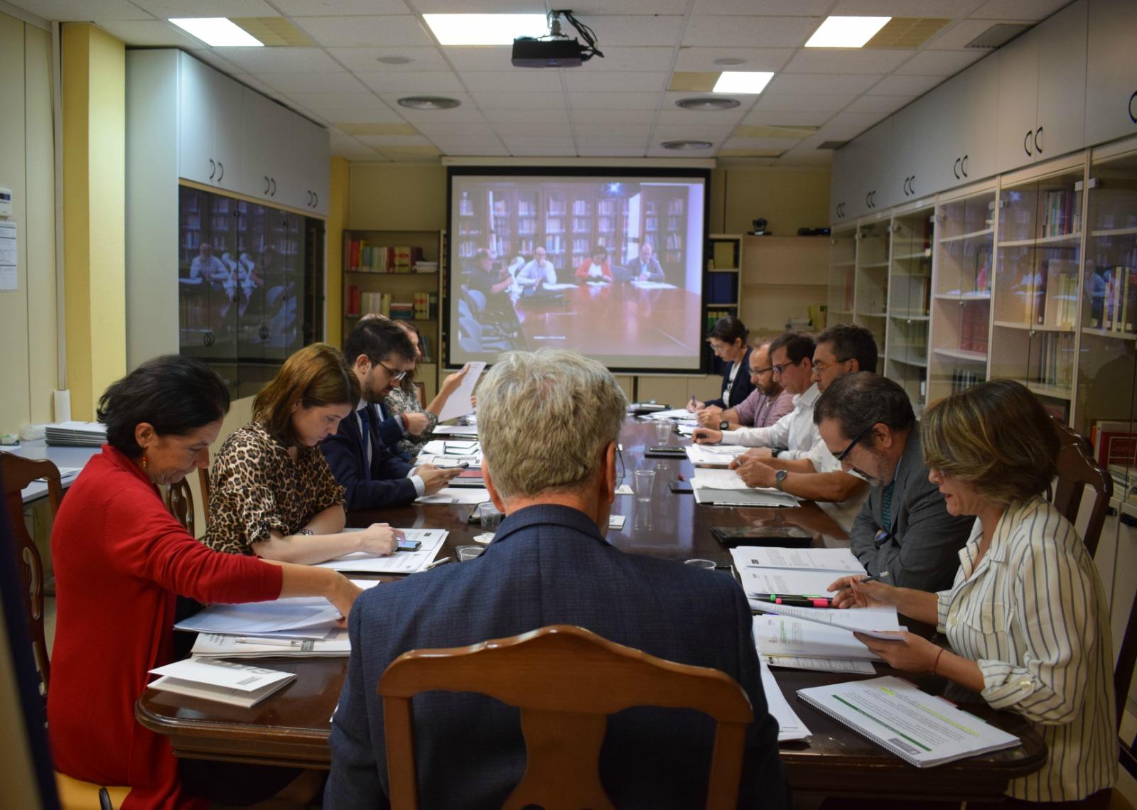 Consejo de Administración del ICAP del 09 de marzo de 2020