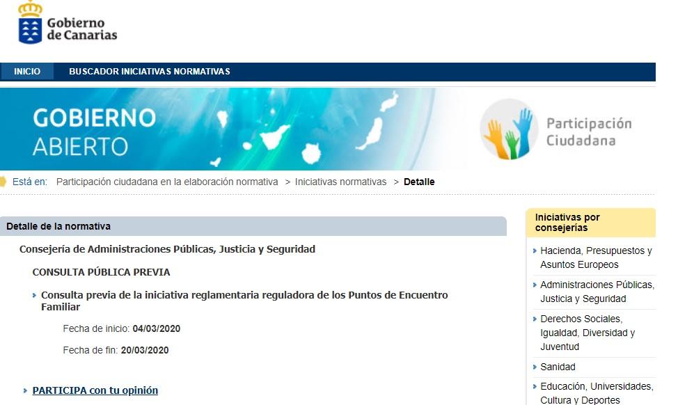 Abierta la consulta pública para el reglamento de los PEF
