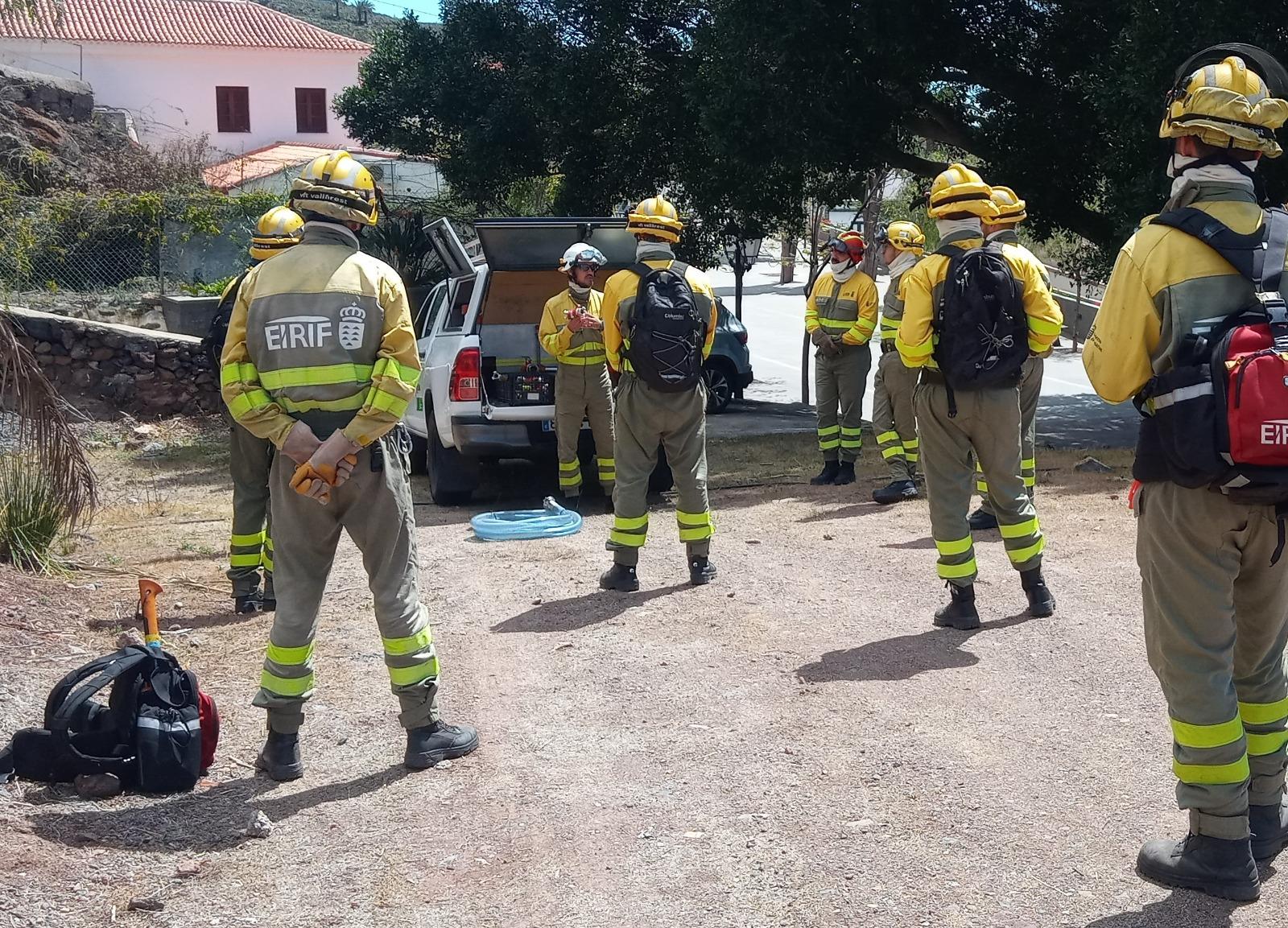 El Gobierno de Canarias aprueba el traslado a Alajeró de la base EIRIF de La Gomera