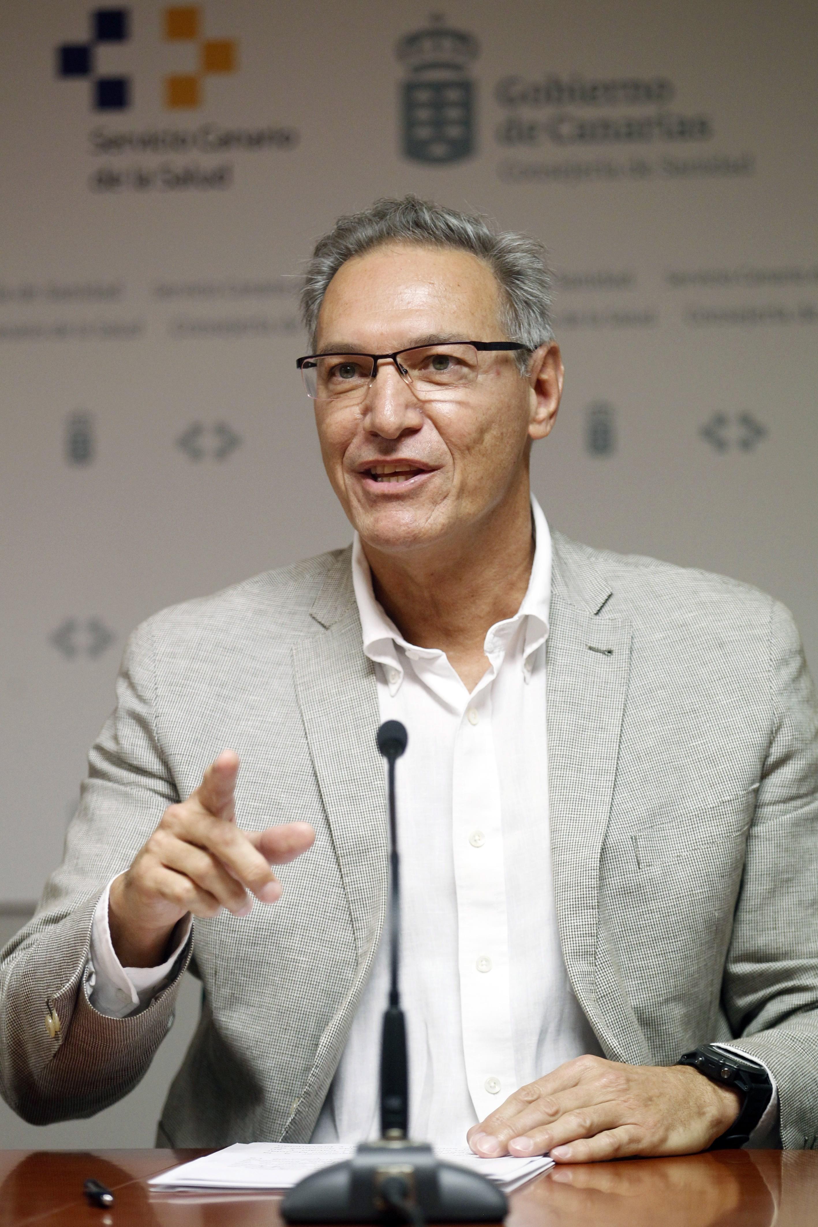 El Consejo de Gobierno nombra a Antonio Olivera director del SCS y a José Juan Alemán director de Salud Pública