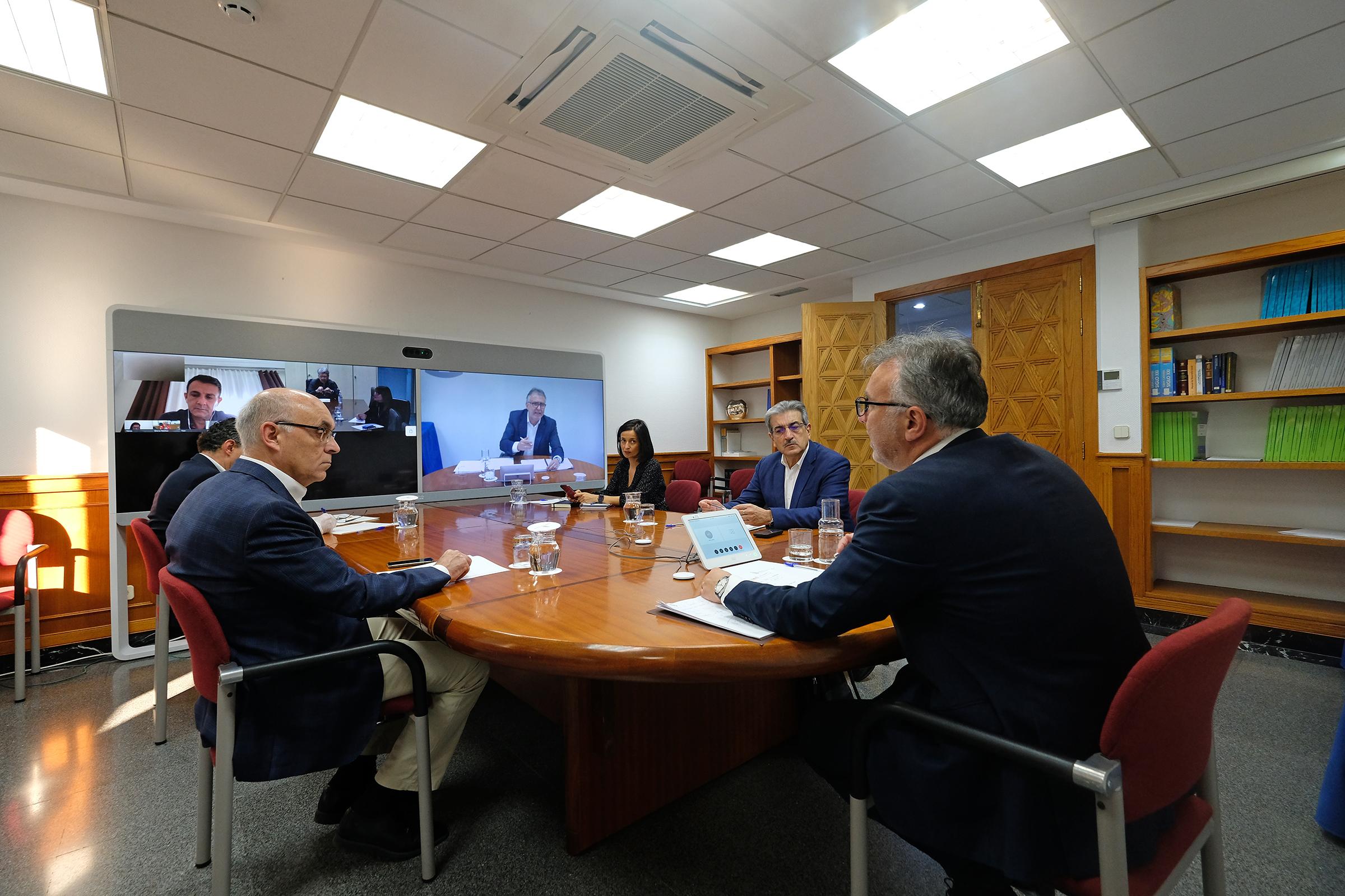 Reunión con el Consejo Asesor