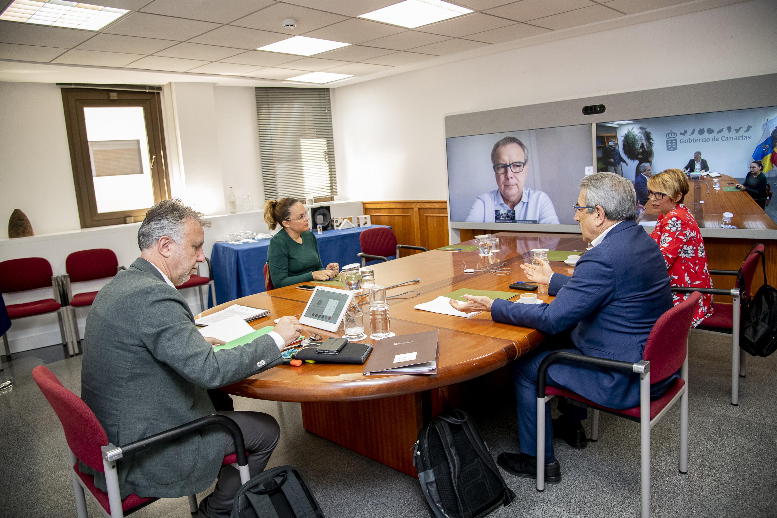 Imagen del Consejo en Gran Canaria