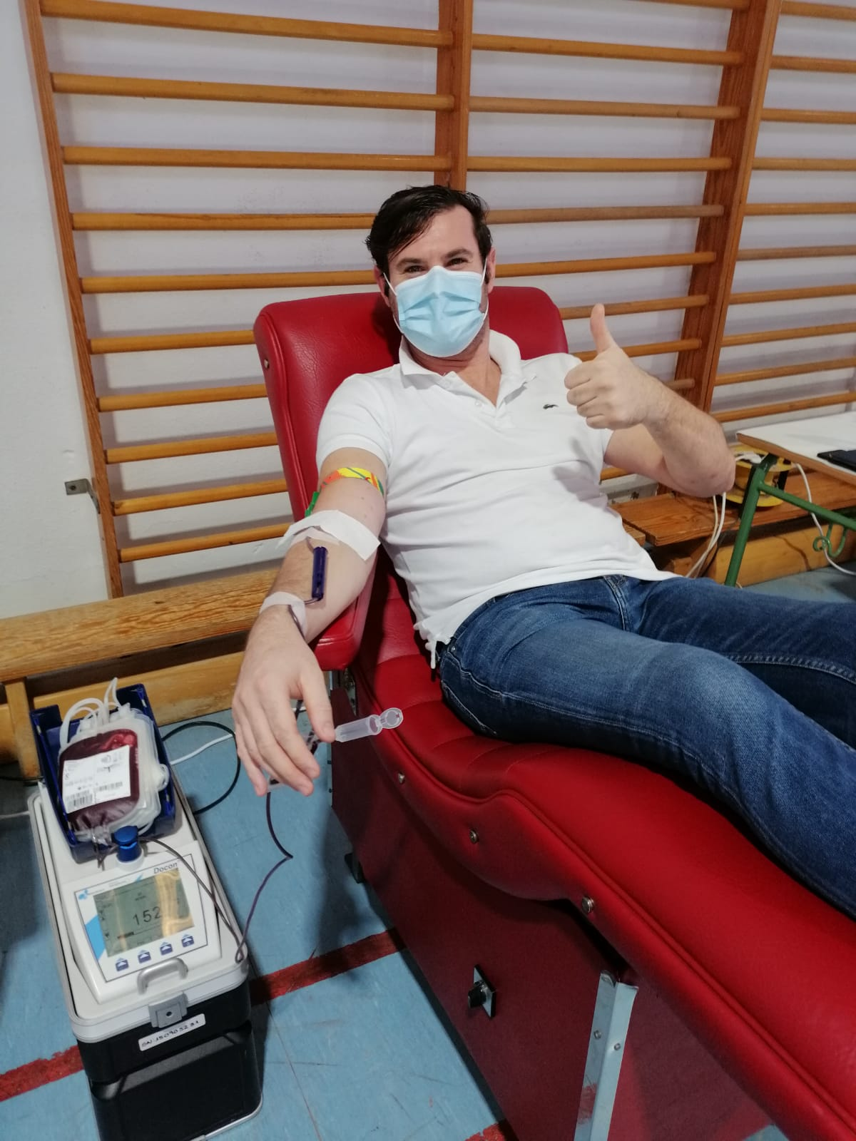 El ICHH acerca la donación de sangre a la población durante el mes de agosto