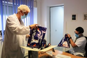 Servicio exprés de Farmacia del Hospital de La Candelaria
