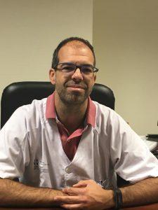 Dr. Pablo Suárez, endocrino