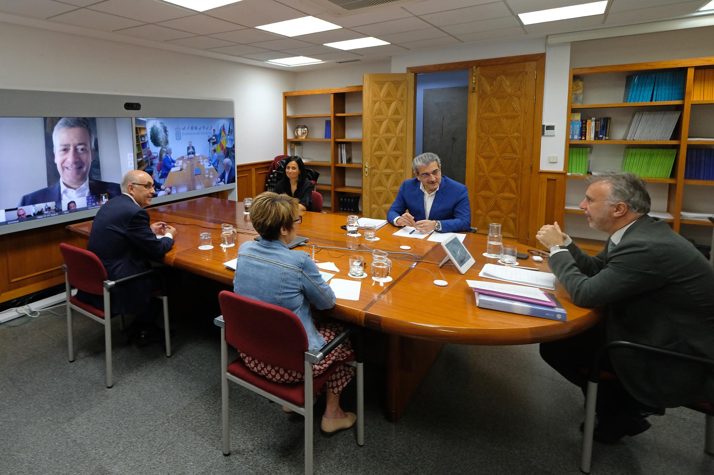 Reunión con el Comité de Gestión Económica