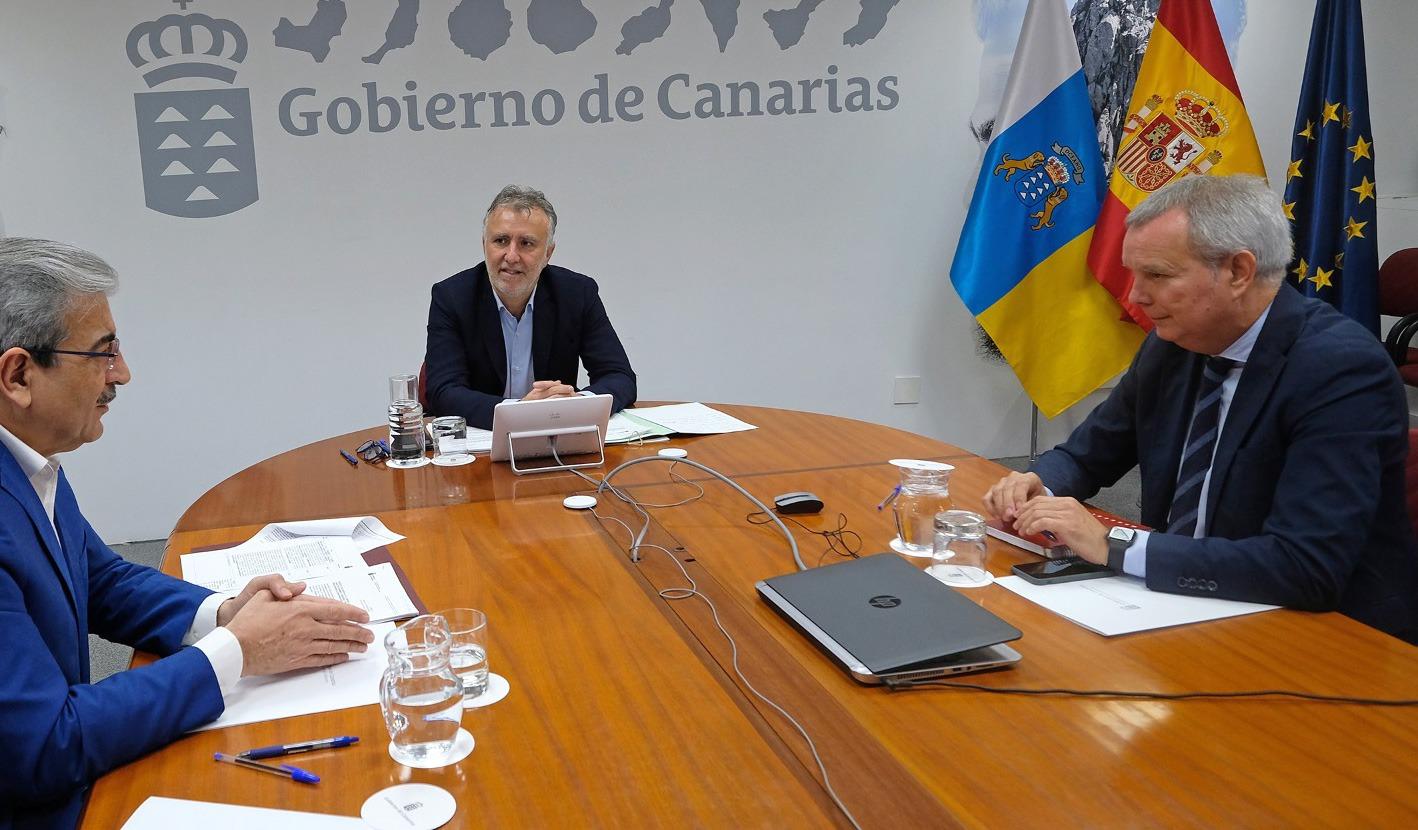 Canarias aprueba nuevas medidas para proteger la economía y reducir la burocracia ante la crisis del COVID-19