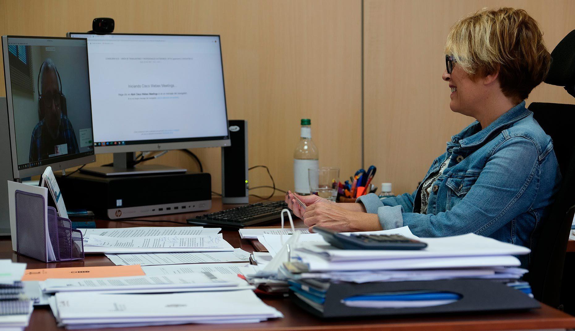 Elena Máñez expone las medidas a favor de las personas trabajadoras autónomas ante la crisis de la COVID-19