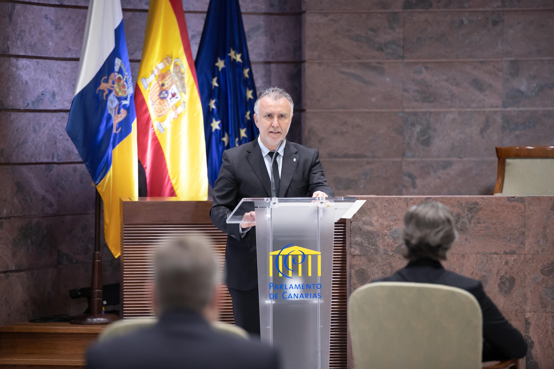 Acto de reconocimiento Día de Canarias 2020