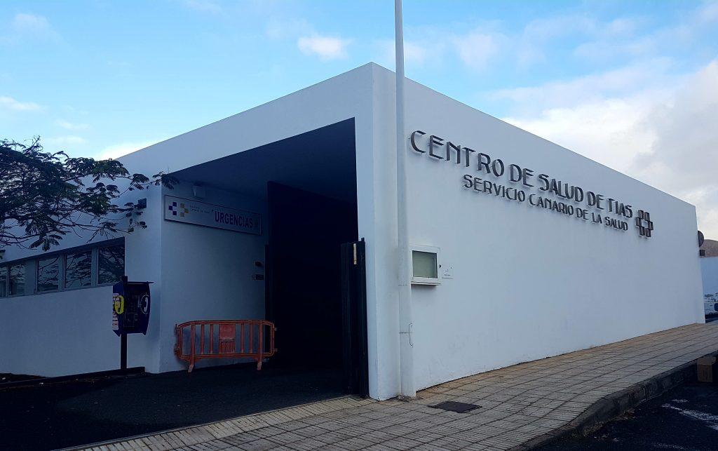 Centro de Salud de Tías