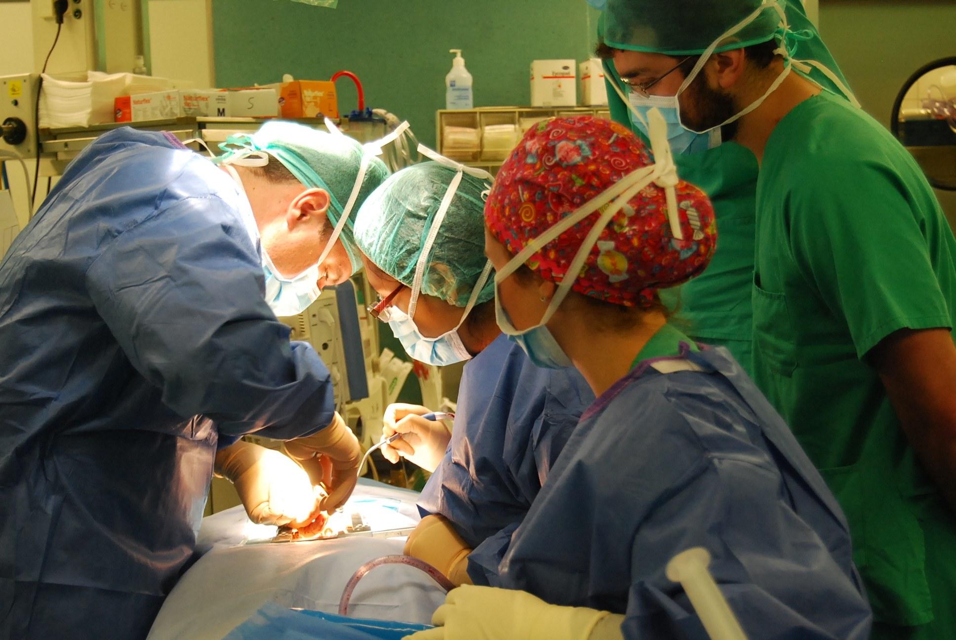 Quirófano Neurocirugía HUC31