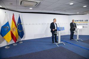 Los apoyos que Canarias reciba del plan nacional para el turismo se completarán con otro programa específico