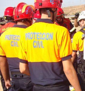 Curso a Protección Civil