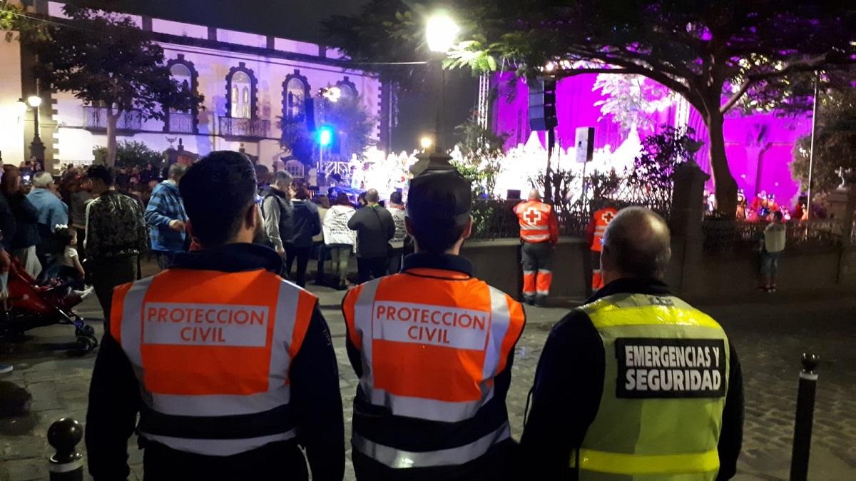 Seguridad y Emergencias formará a Protección Civil