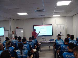 Curso básico policía local en Gran Canaria