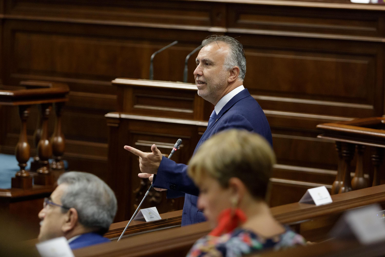 """Ángel Víctor Torres: """"Ahora Canarias se la juega más que nadie en Europa"""""""