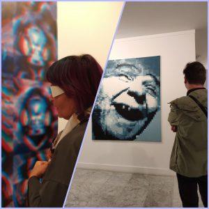 La Regenta - Expo Miriam Durango - Visita sala