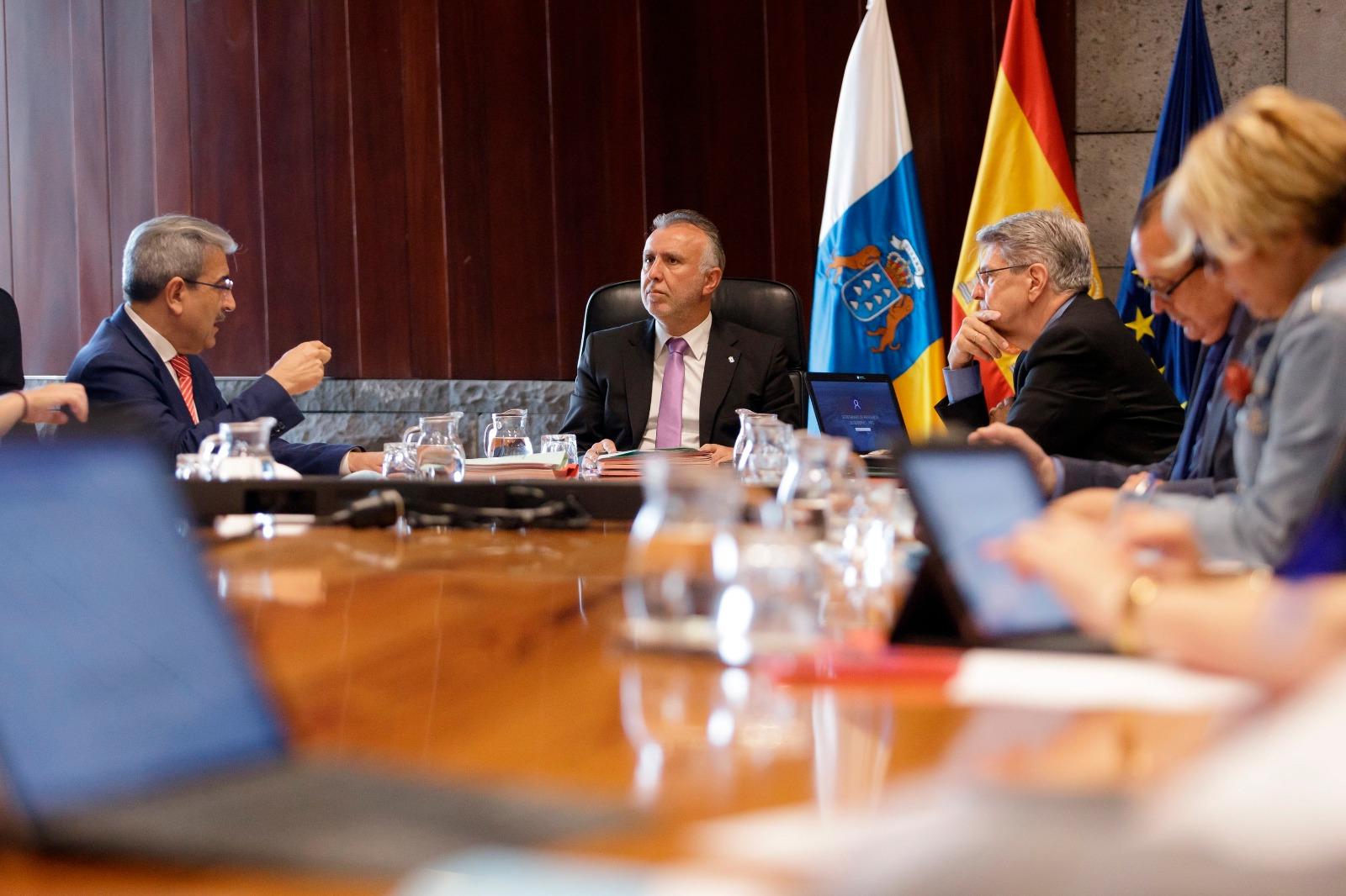 El Gobierno de Canarias concede subvenciones por importe de 1,76 millones de euros a las escuelas infantiles