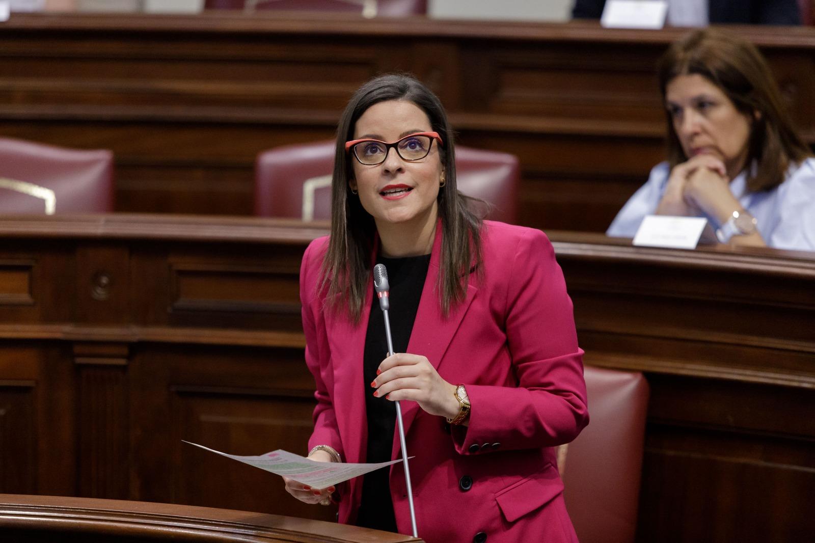 Yaiza Castilla parlamento