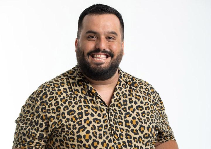 El humorista Kike Pérez