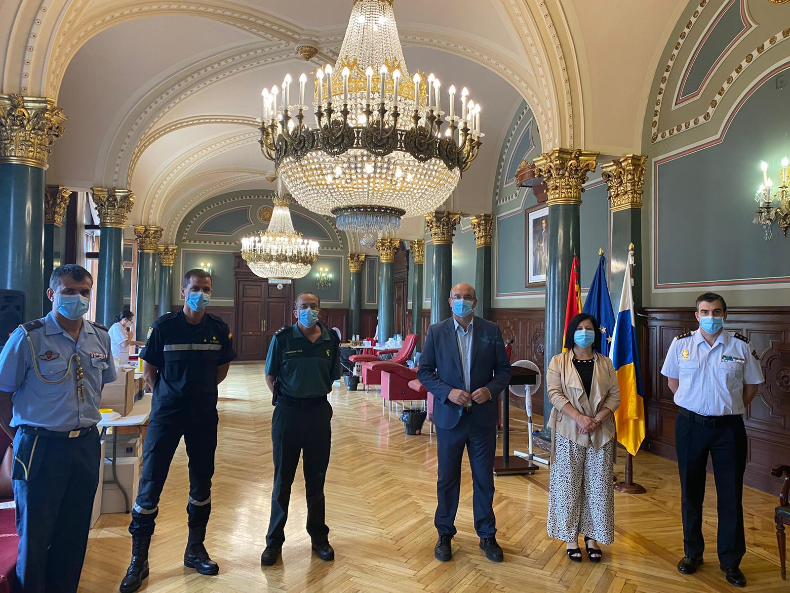 El ICHH y la Delegación del Gobierno colaboran en la donación de sangre