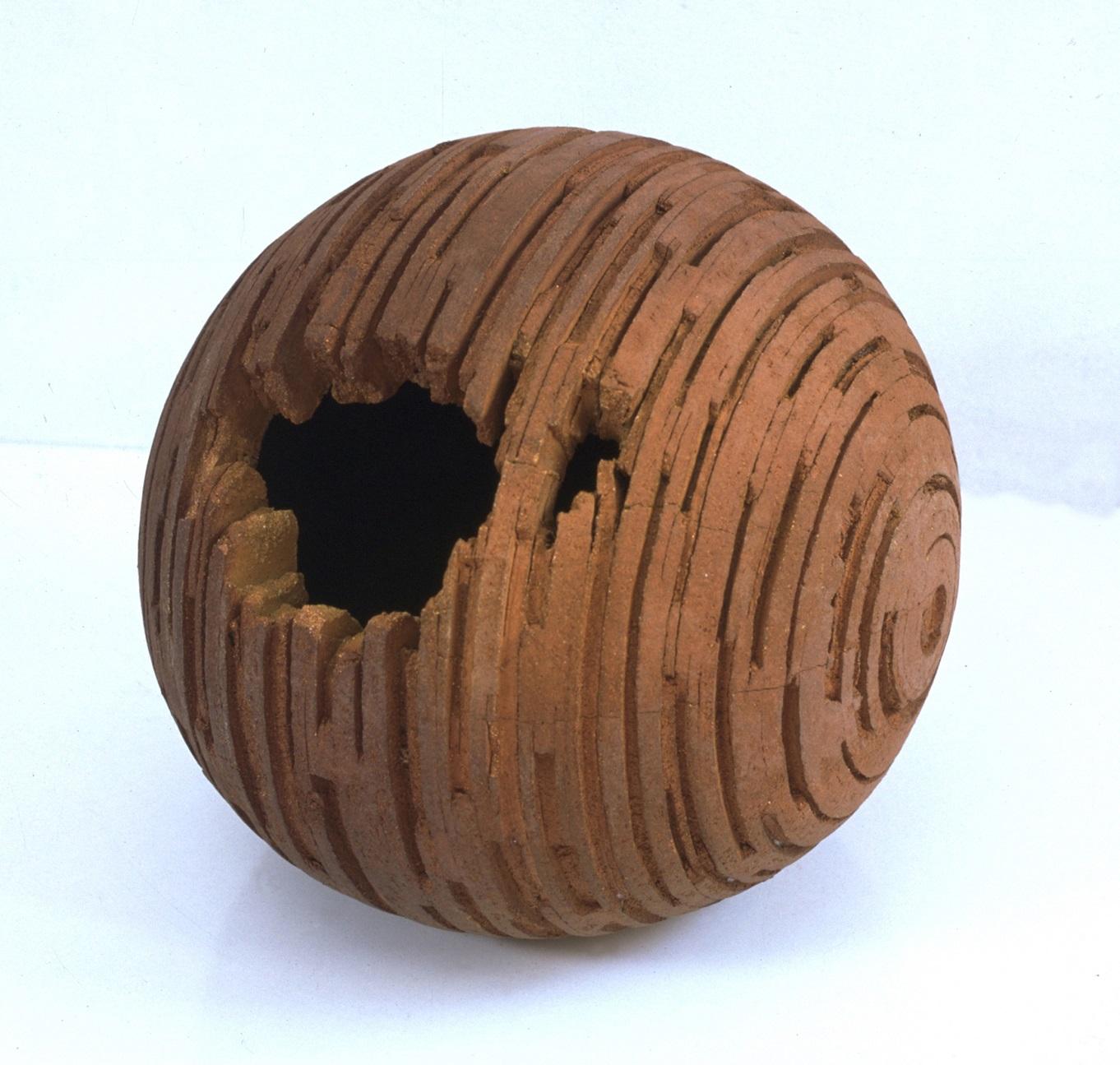 'Esfera', una de las piezas que integra la exposición