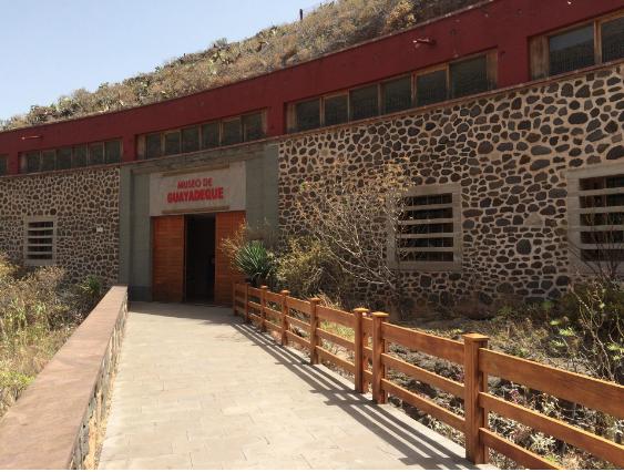 Patrimonio Cultural encarga un proyecto de ingeniería para analizar el deterioro del Museo de Guayadeque