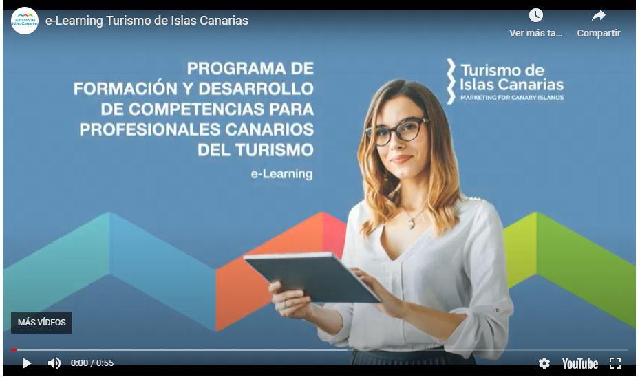 Turismo pone en marcha el programa e-learning para profesionales del sector con más de 40 cursos gratuitos
