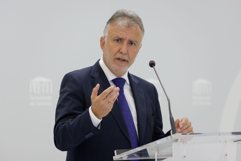 Canarias firmará el 5 de agosto el convenio con el Estado para la transferencia de los fondos del PIEC 2020