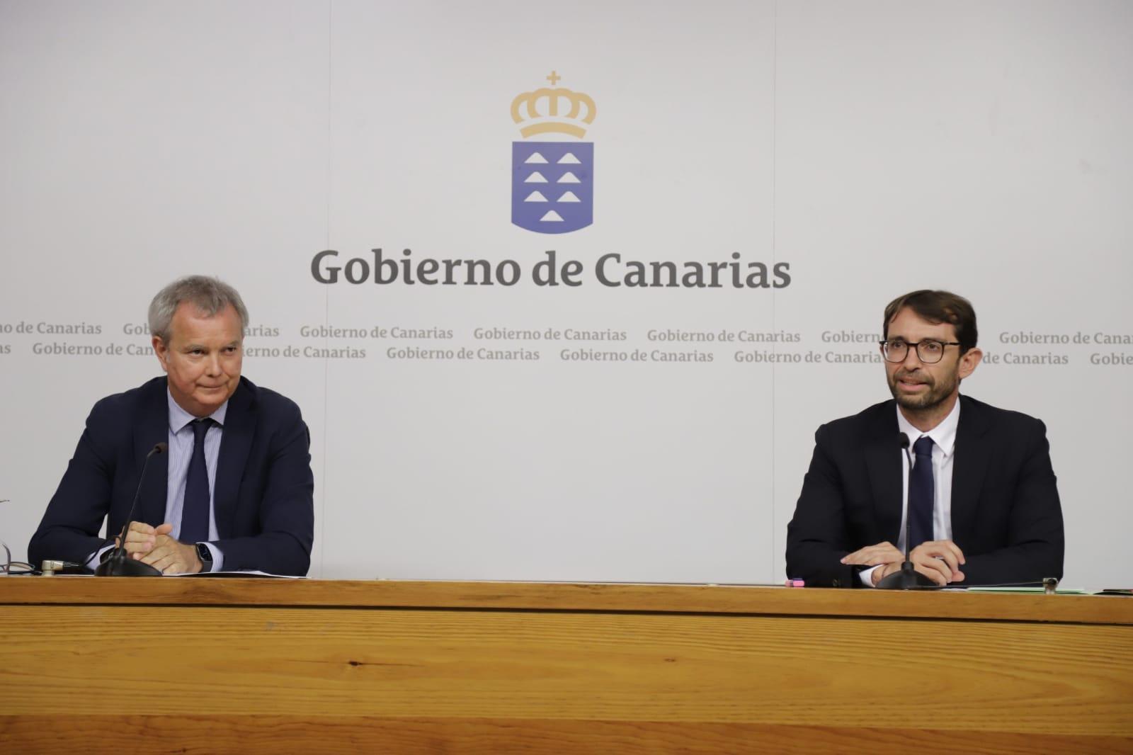 Rueda de prensa - Consejo de Gobierno