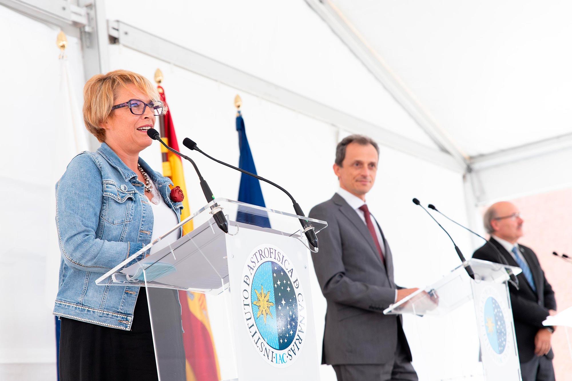 Elena Máñez Consejo Rector