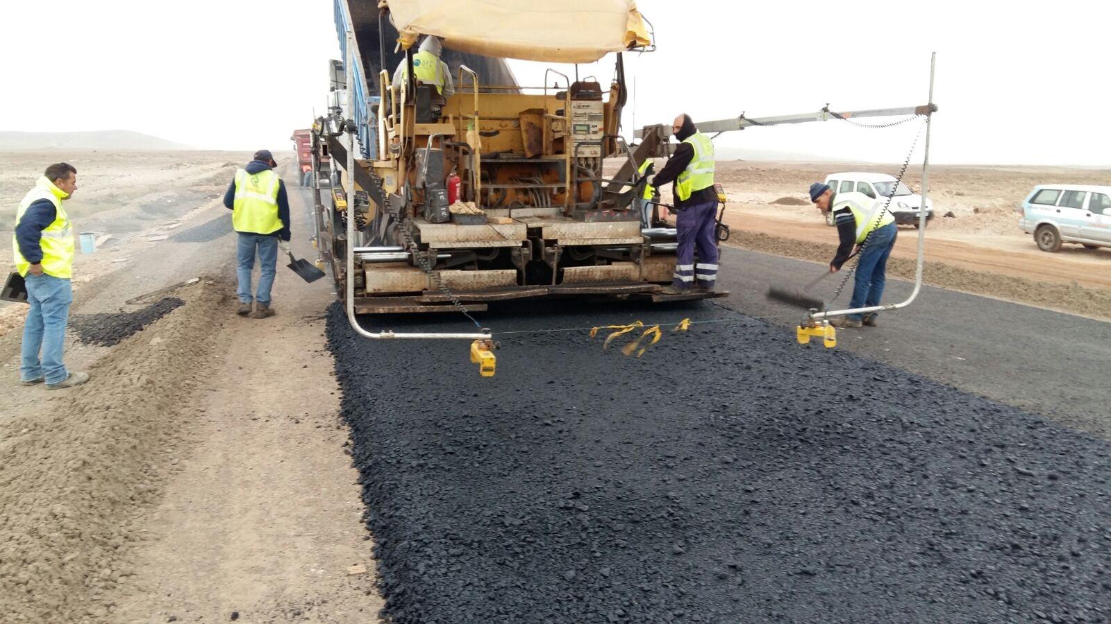 Obras Públicas adjudica por 92 millones de euros las obras del nuevo tramo entre Puerto del Rosario y La Caldereta