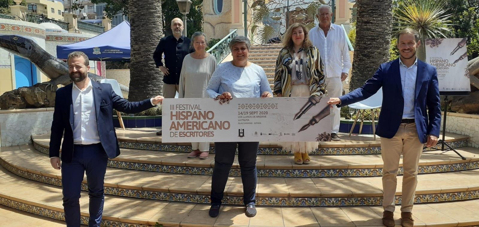 El III Festival Hispanoamericano de Escritores espera poder celebrarse en septiembre
