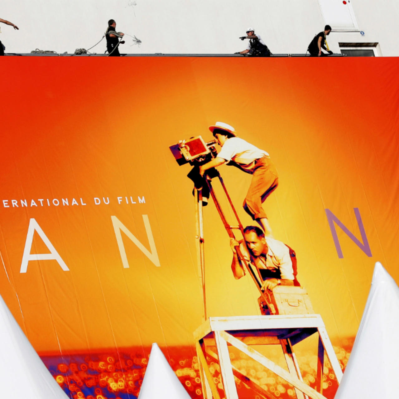 Imagen de archivo del Festival de Cannes