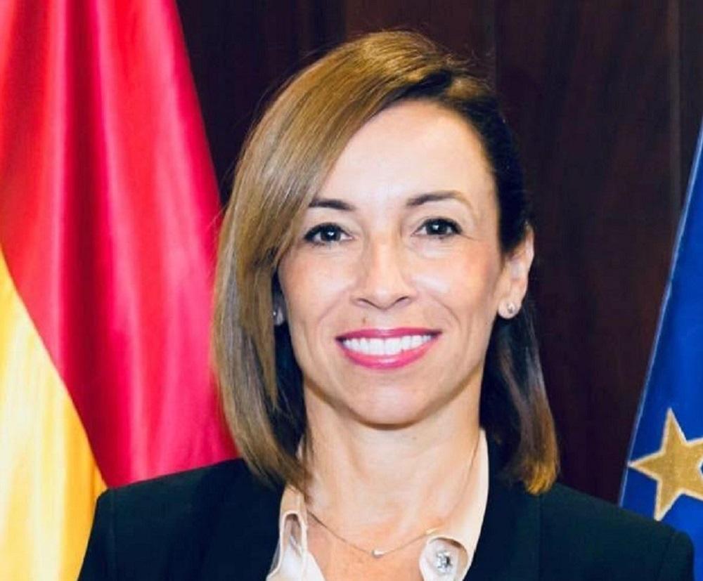 La directora general Rosana Melián