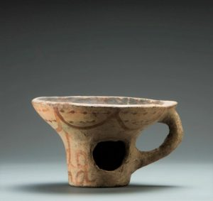 Pieza cerámica El Mojón, Lanzarote